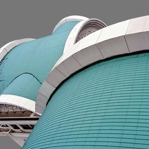 atap & dinding