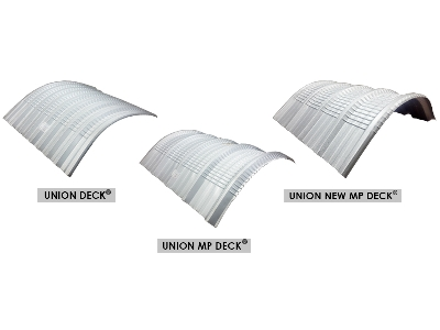 Union Curved Deck